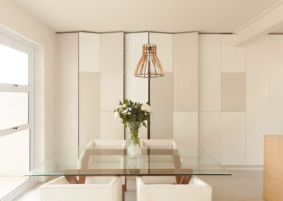 Goosen Dining Room Cupboards Open
